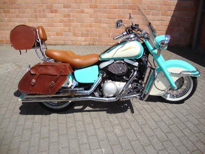 Kawasaki Drifter   Up Seat